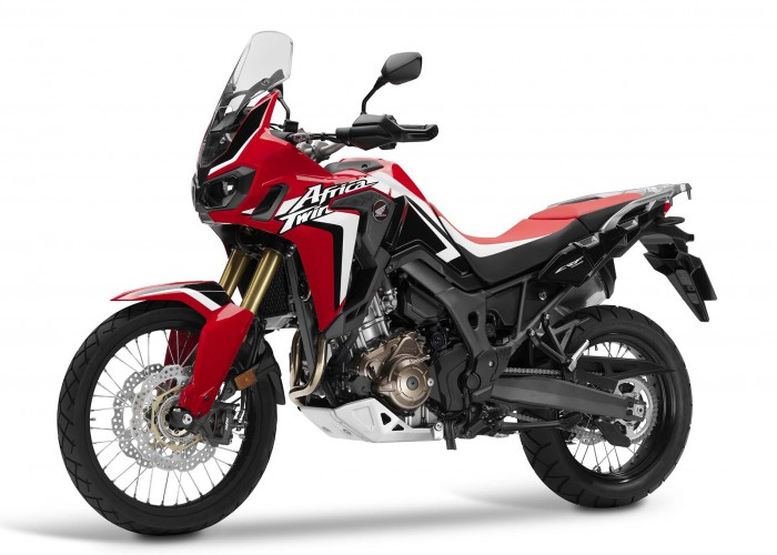 Rent Honda Africa Twin Romania