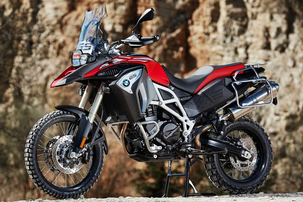 BMW F800 GS Rental