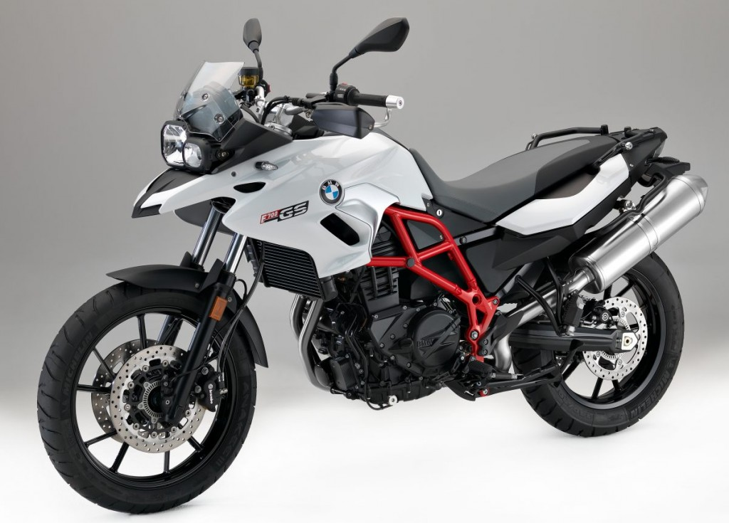 BMW F700 GS rental