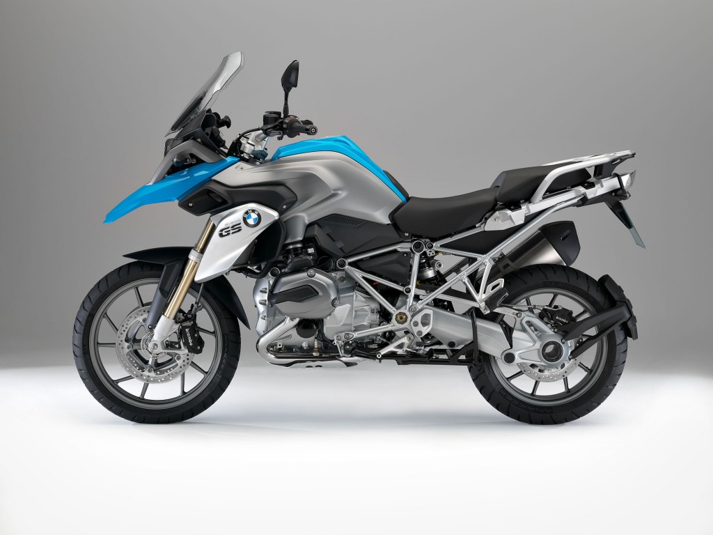 BMW R1200 GS LC Rental