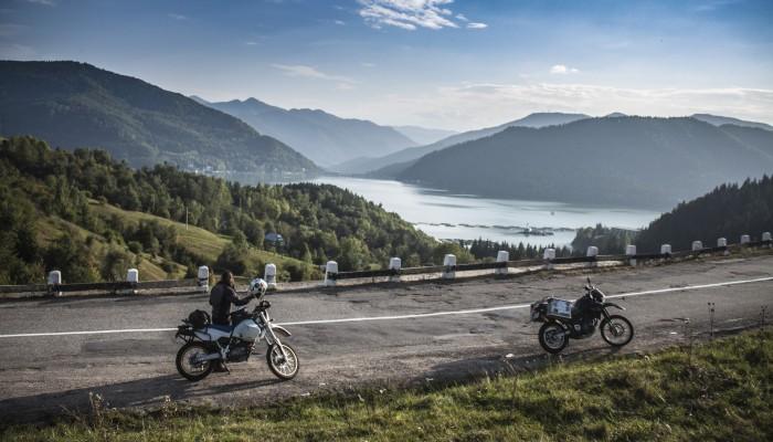Kulturide Motorcycle Tour in Romania